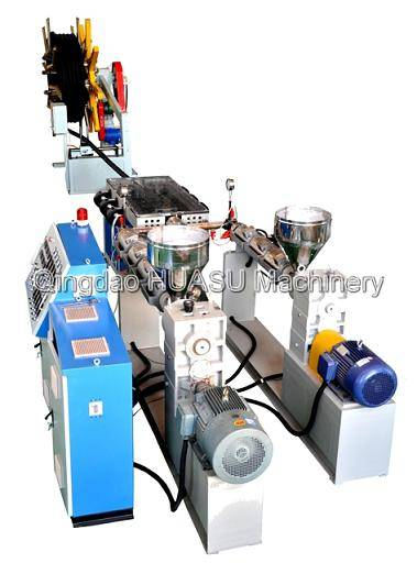 Double Wall Corrugated Pipe Making Machine