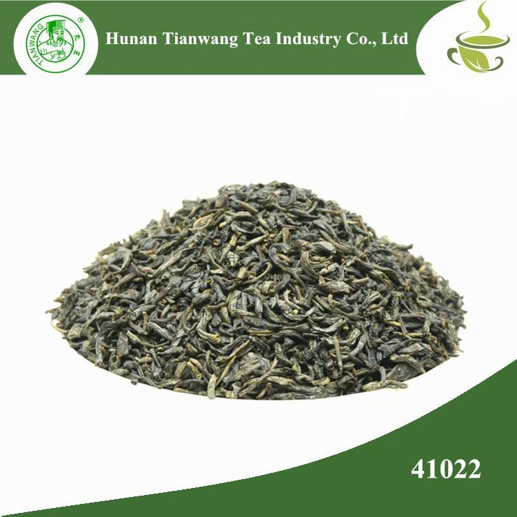 Selling Chinese chunmee green tea 41022