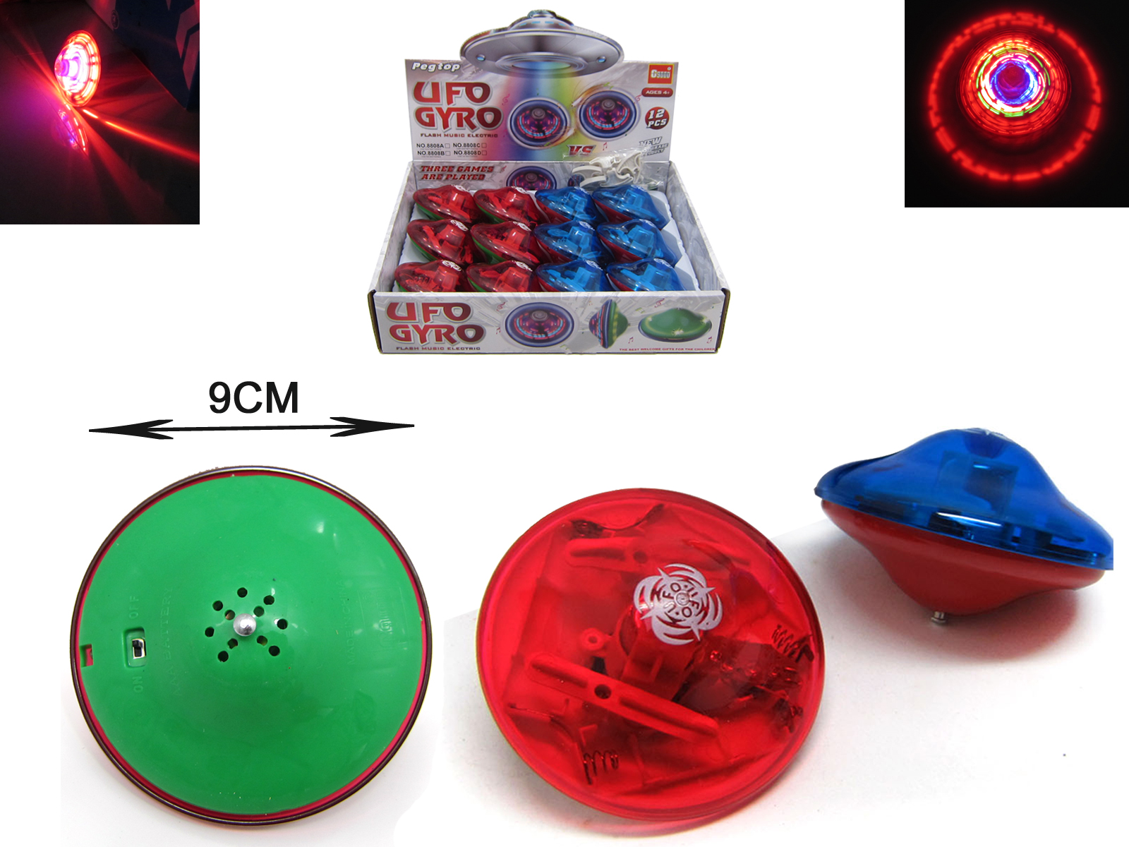 sell Spinning Top toys