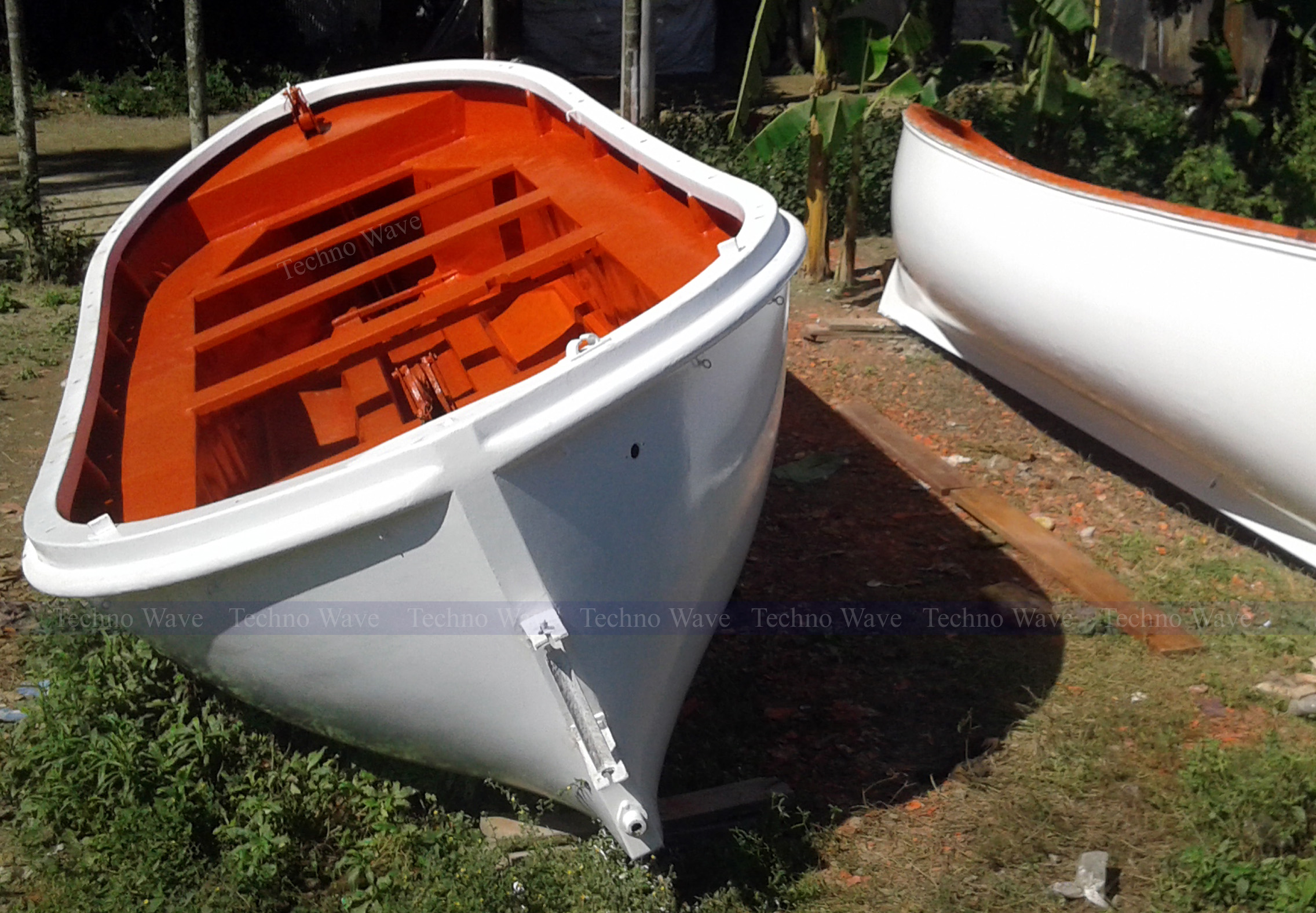 Open boat for sell