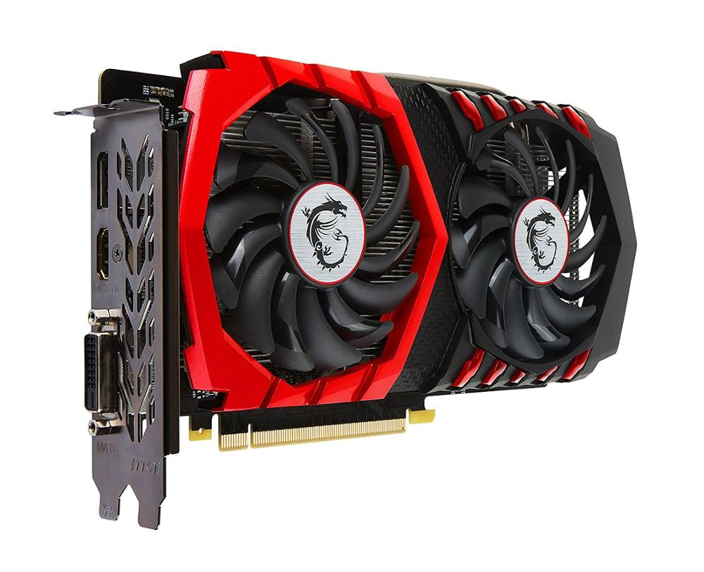 omputer Video Graphic Cards GeForce GTX 1050 TI GAMING X 4G