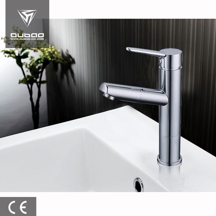 Sanitary Ware Faucet Portable Single Handle Basin Mixer Basin Tap