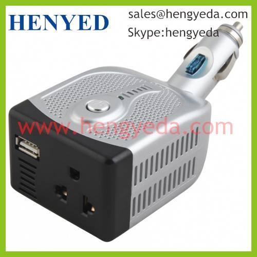 100W car inverter with USB socket(HYD-100RU)