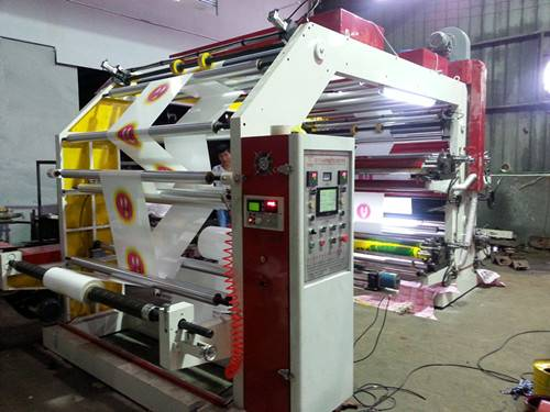 YTB series high speed flexo printing machine