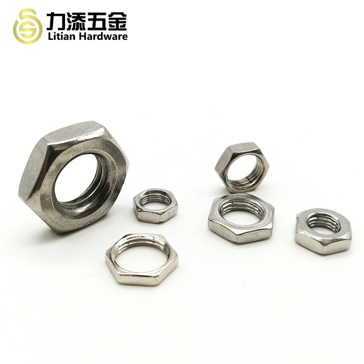The best DIN928 M3-M20 Hex thin Nut