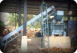 Sell Coconut Fibre Extracting Plant