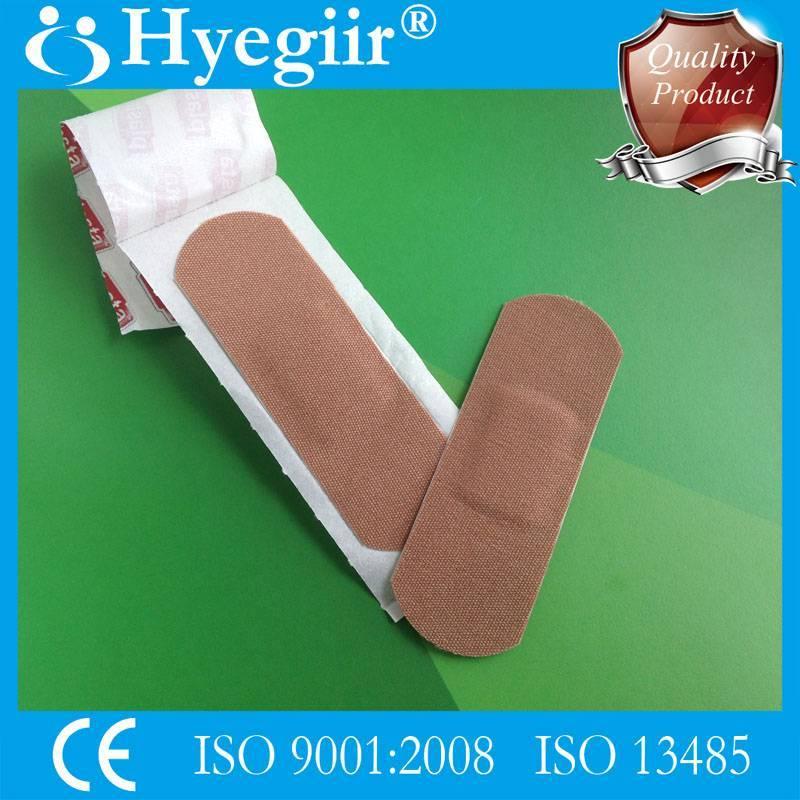 Tan -skin Tone Elastic Wound Plaster