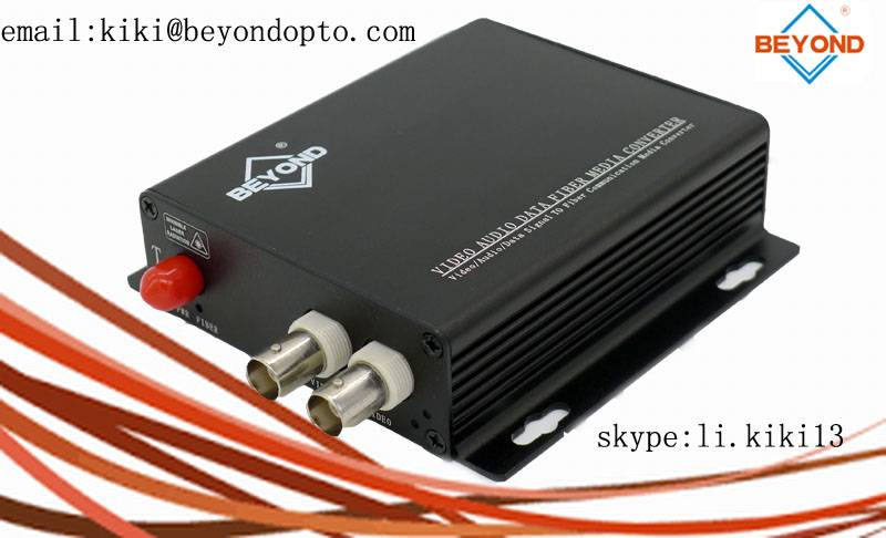 1/2/4/8 ch HDTVI converter to fiber optic for hikvision camera ,720P/1080P