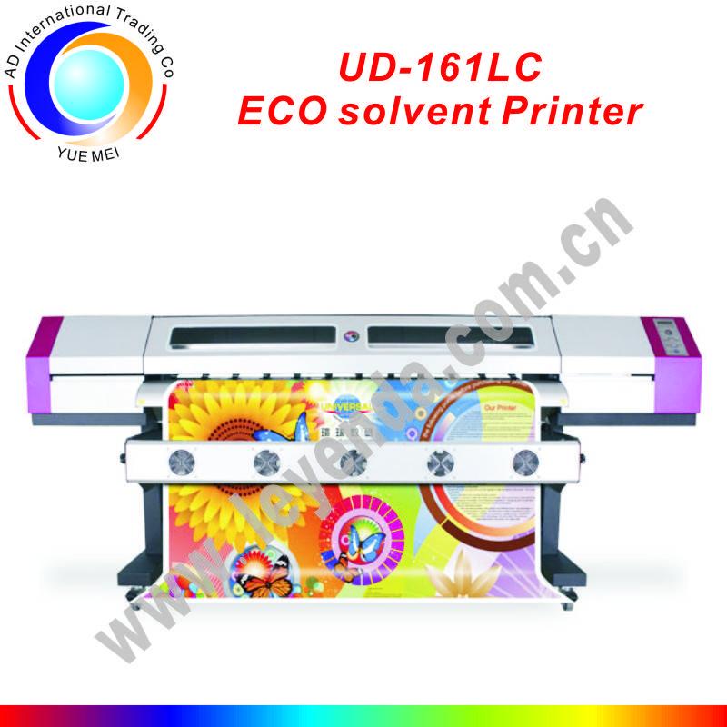 high precision1.6m eco solvent printer