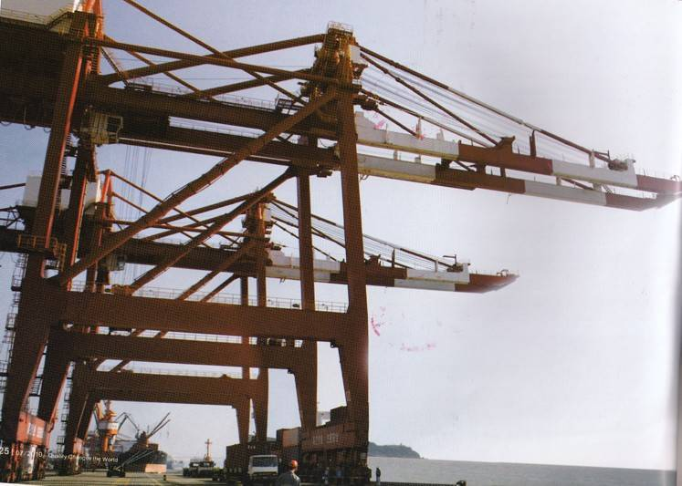 sell 40 tons rtg and rmg and sts ship to shore crane