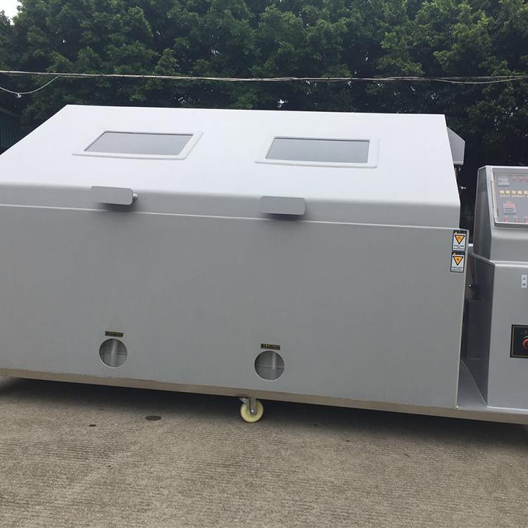 Alternate salt corrosion spray test chamber