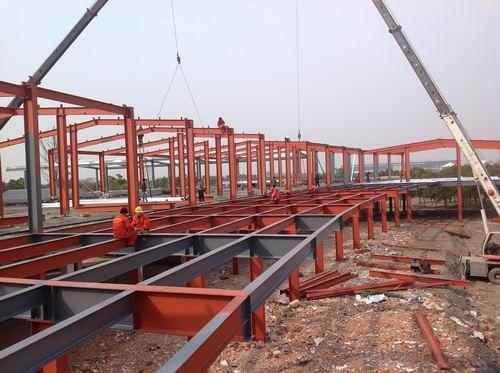 steel structure workshop warehouse-nanyang xinxing steel