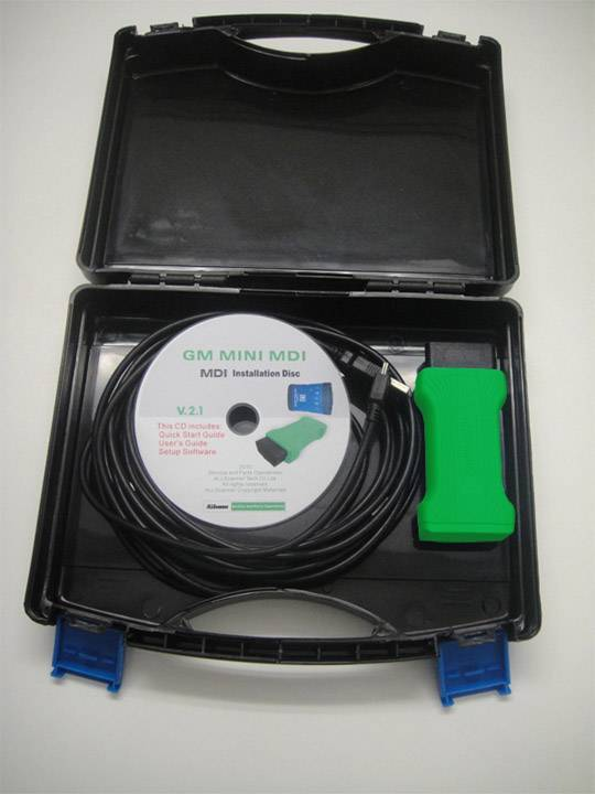 GM MDI scan tool interface kit