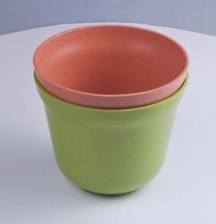 Degradable flower pot