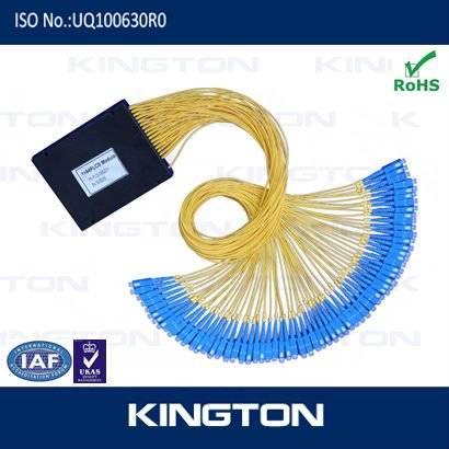 1x32 ABS fiber optic plc splitter
