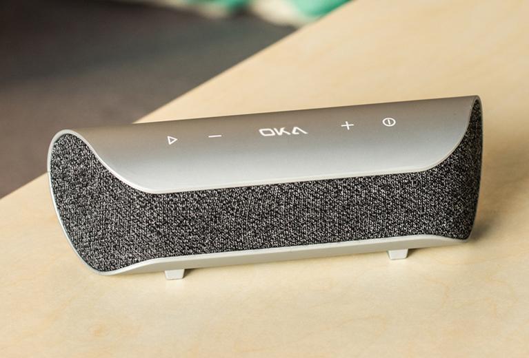 OKA unique bluetooth speaker