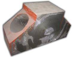 elbow shaping mould
