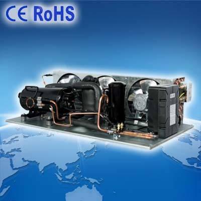 Refrigeration equipment condensing unit parts