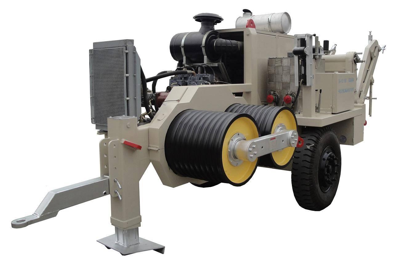 30-420KN Hydraulic Puller
