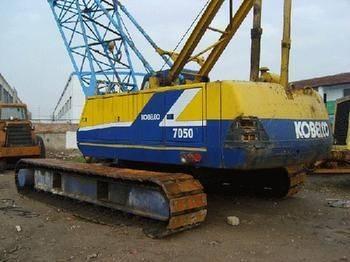 Used Hitachi Crawler Cranes 35t, 50t, 120t