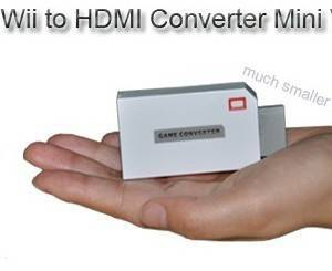 add HDMI to Nintendo WII
