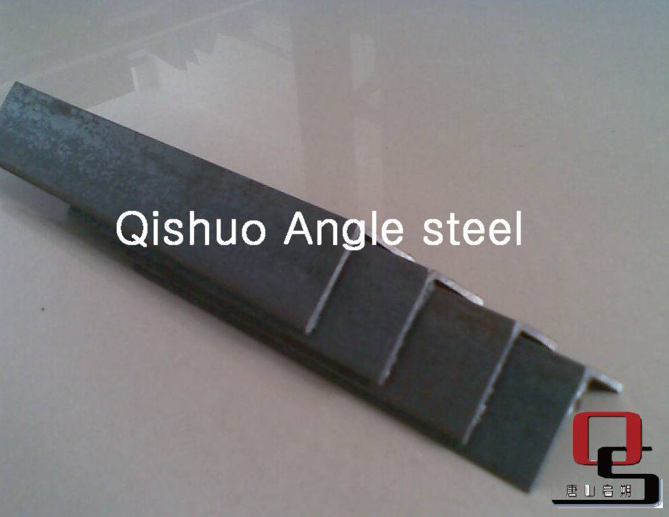 Hot rolled Q235 angle steel beam