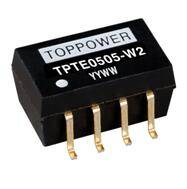 0.25W Isolated Single Output SMD DC/DC Converters