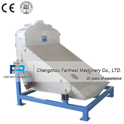 Vibrating Sieves For Feed Production