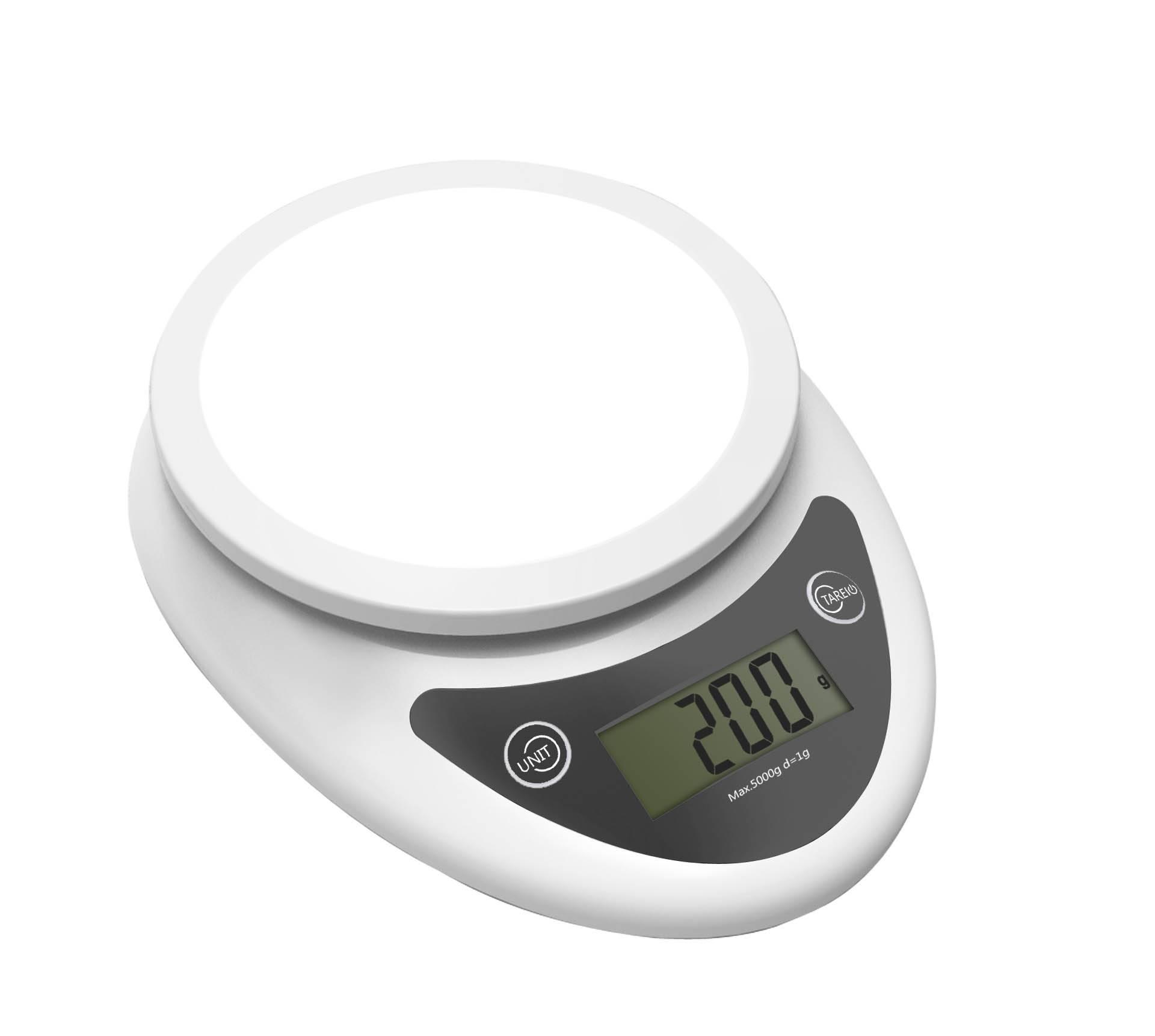 Unique design digital kitchen scale VKS318