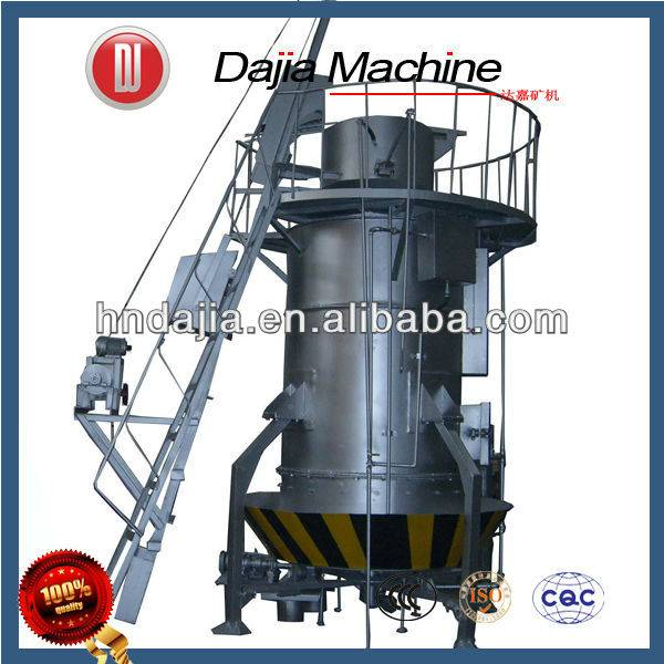 Good Performance Small Single Stage Coal Gasifier Coal Gas Generator