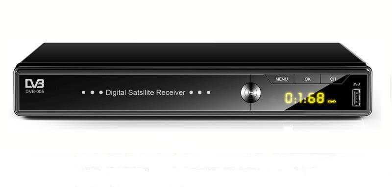SD DVB-S With Patch Biss ALI 3328G Solution STB set top box digital satellite receiver