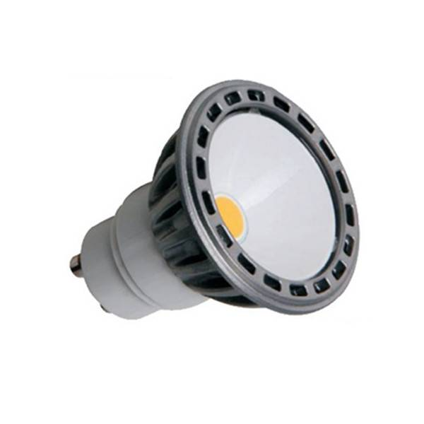 Dimmable 4W Warm White GU10 COB LED Spot Light