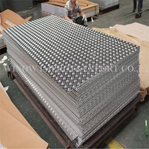 aluminum checkered plate sheet