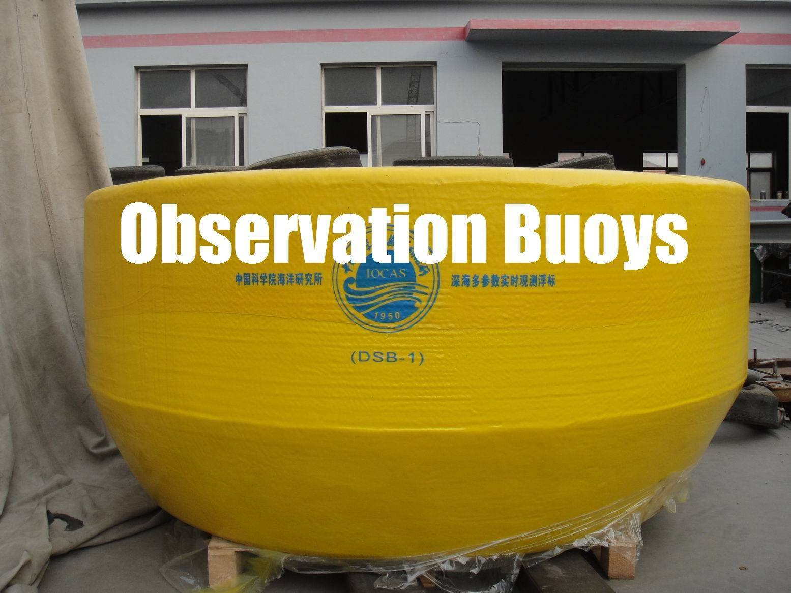 Subsea Observation Buoy, Subsurface Buoyancy, Deep Sea Multi-Parameters.