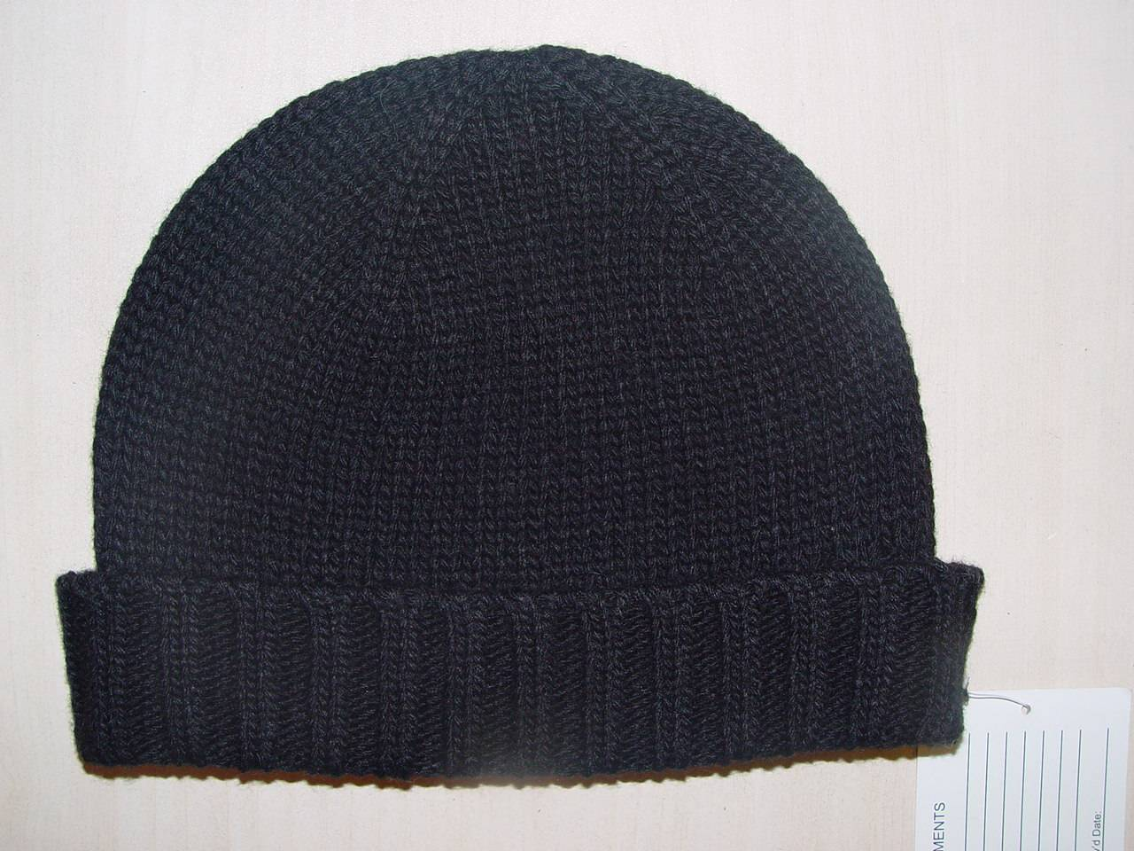 We sell knit hats, scarf, gloves etc