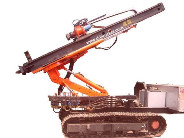 DR90 Hydraulic Crawler Drill Rig