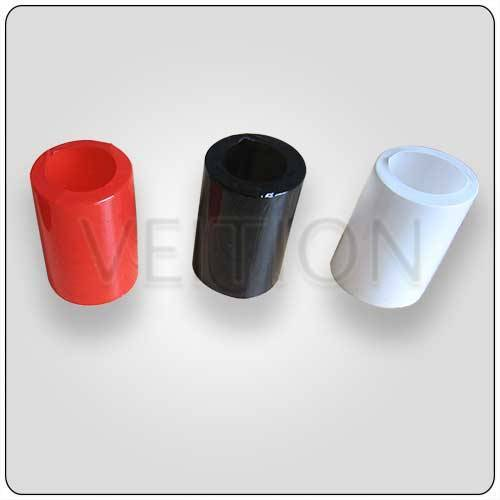 PVC heat shrink seal