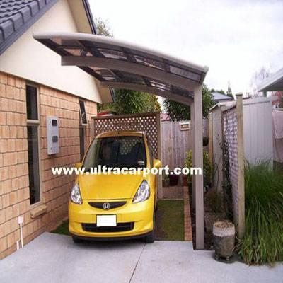Carport garage, bus shelter, Carport Aluminum