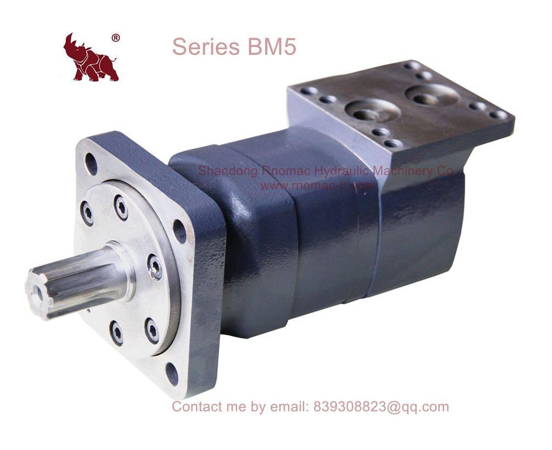 BM5 Orbital Hydraulic Motor
