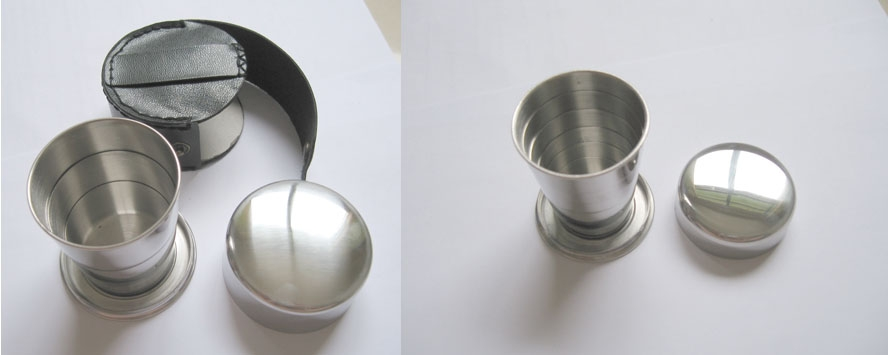 Offer Telescopic Cup, Extensible Cup, Folded Cup