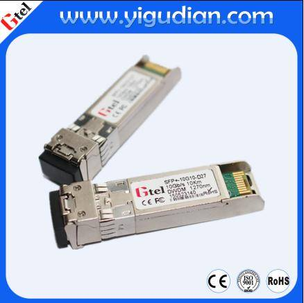 10Gb/s SFP+DWDM SFP+ ER 40km Transceiver