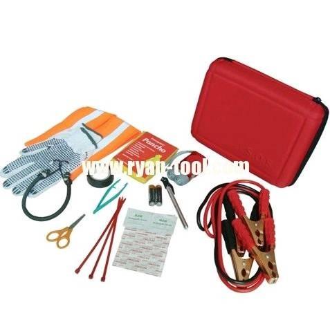 Emergency-Premium Traveler Road Kit , item# 1042