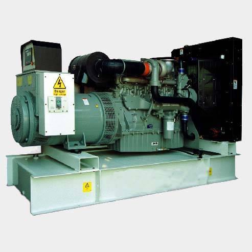 Diesel generator set, Perkins + Stamford
