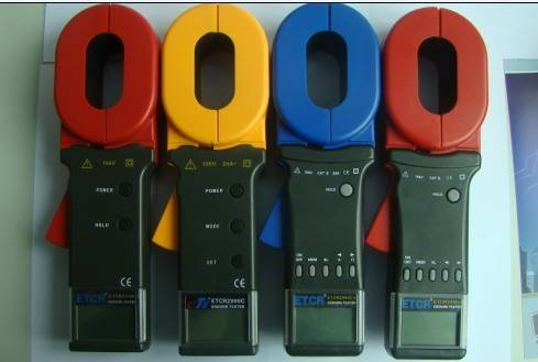 ETCR2000 Earth Resistance Tester