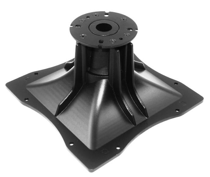 audio parts of aluminium horn RCF style PA speaker