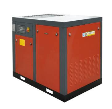 Stationary Air-Cooled Screw Air Compressors