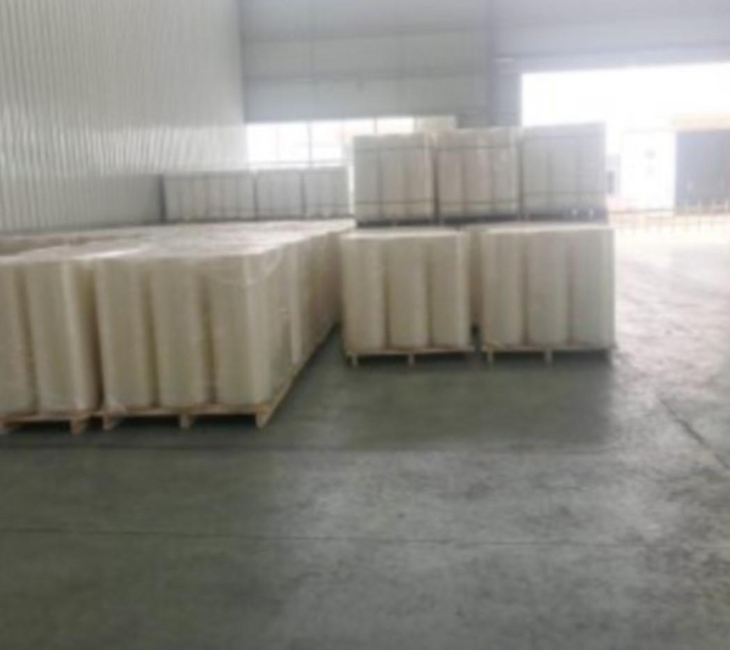 PVC film for flooring