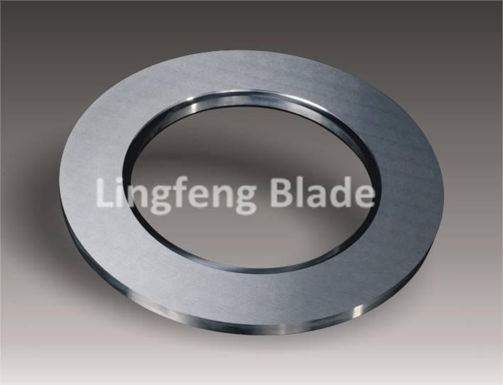 circular aluminum foil cutting blade