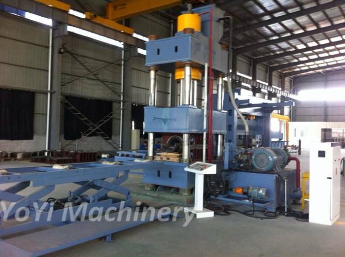 1600T hydraulic metal pressing machines