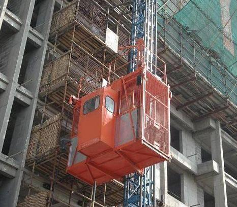 construction hoists sc200/200p